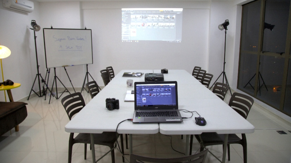 Utilização da sala para Grupos de Estudo (capacidade até 10 alunos)