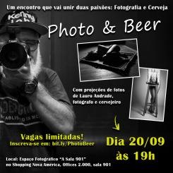 Cartaz - Photo & Beer